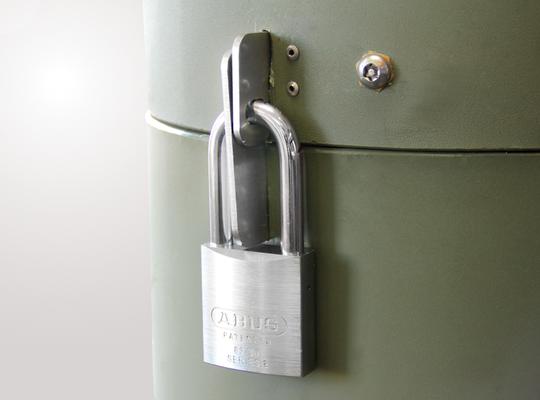 Stainless Steel Pillar Locks