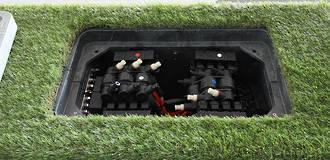 EVC-PIT6-KIT Underground Distribution Pit Kit for EVC