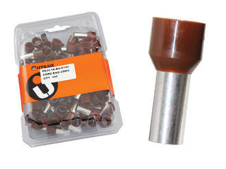 Insulated Bootlace Terminals