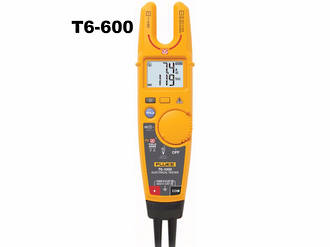 Fluke-T6-1000 & T6-600 Voltage & Continuity Testers