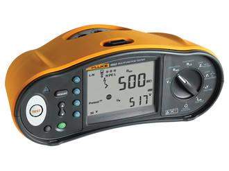 Fluke 1660 Series Multifunction Installation Testers