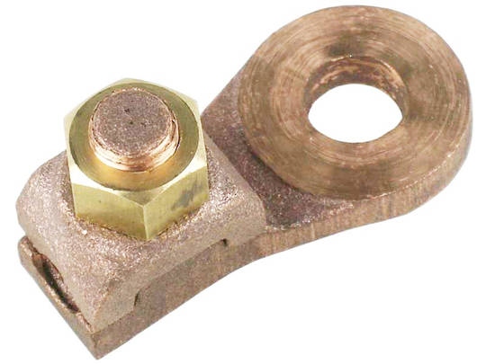 Bolted Cable Lugs