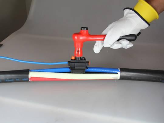 LVSB - Low Voltage Service Branch Joints