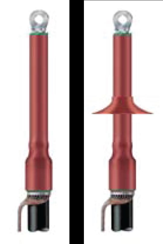 11kV HVTI/HVTO Termination Kits for XLPE Cables