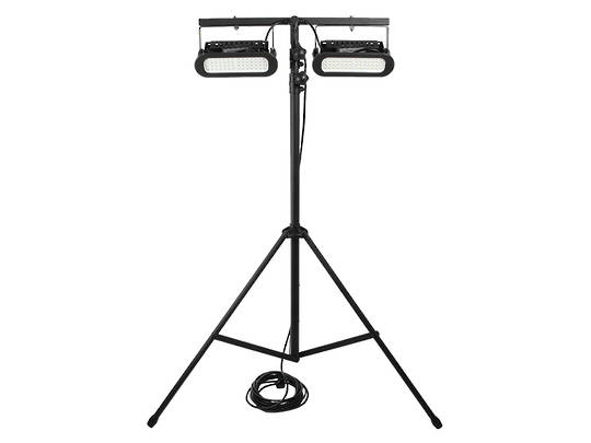 Portable LED Light Stand - 2x45W