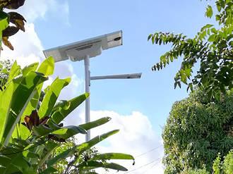 LEDSOLAR-ST20-COMBI2 - 20W Street Light Solar Kit