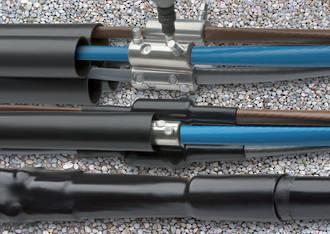 LJSM - LV Inline Joint Including Mechanical Connectors Up To 1kV