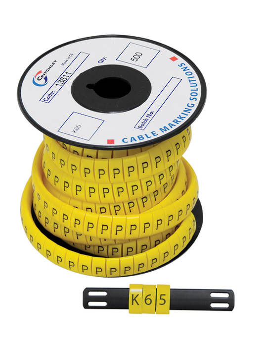 Critchley K65 Markers