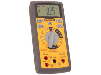 Martindale MARMM68 True RMS Digital Multimeter