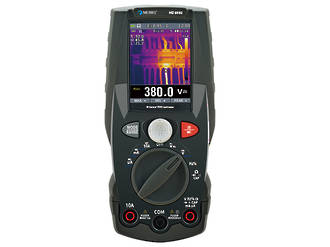 Metrel MD9880 2-in-1 Multimeter & Thermal Imaging Camera