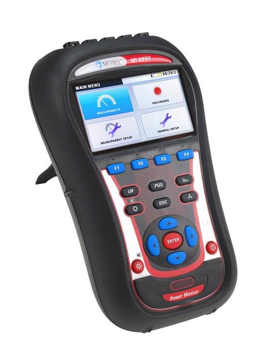 MI2892 Power Quality Analyser