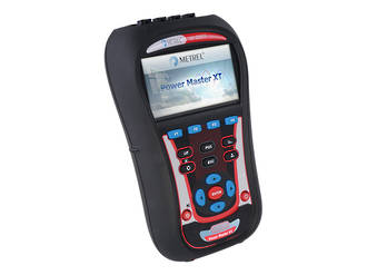 MI2893 Power Master XT Power Quality Analyser