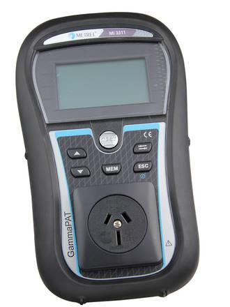 MI3311 Gamma Pat Portable Appliance Tester