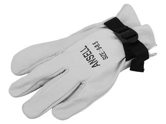 Leather Over-Gloves