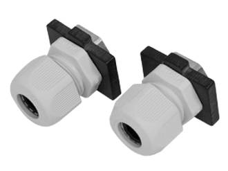 Cable Glands for RayGel Enclosures