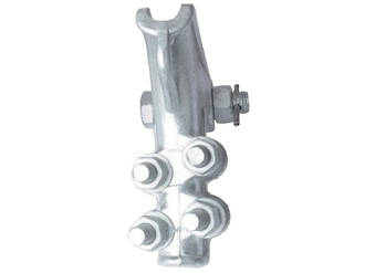 Strain Clamps - Aluminium & Cast Iron
