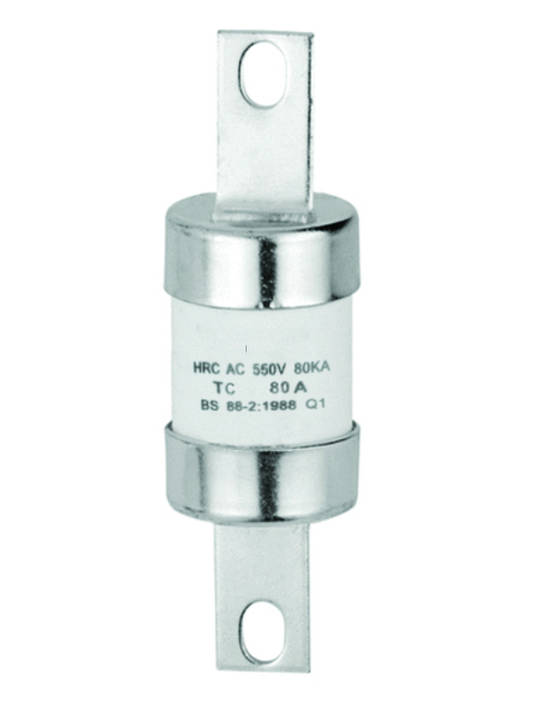HRC Fuse Link Central Tags 111mm Fixing Centre - TC Type (L09)
