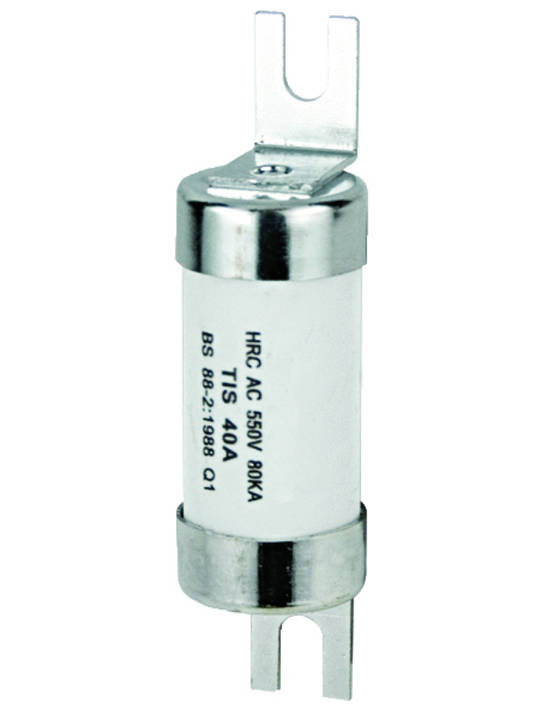 HRC Fuse Link Offset Tags 73mm Fixing Centre - TIS Type (K07)