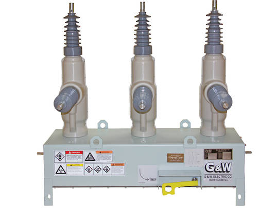 Viper-S - Solid Dielectric 3 Phase Recloser, Up to 38kV