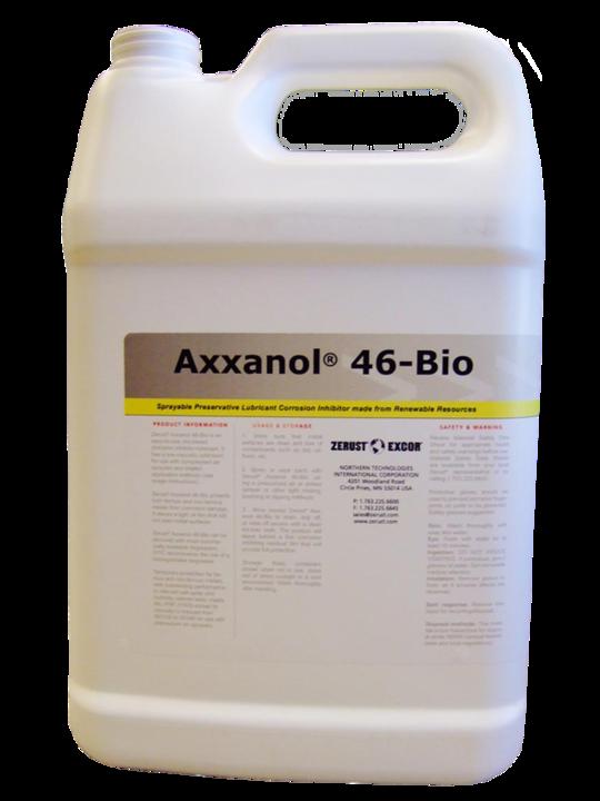 Zerust - Axxanol 46-BIO Light Lubricant Oil Corrosion Inhibitor
