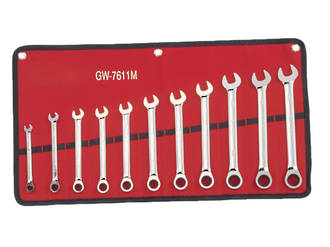 Chrome Wrench Sets