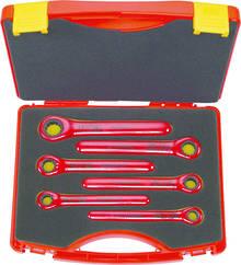 1000V VDE Ratchet Wrench Set 6pce