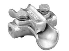 Aluminium Pivot Support Clamps