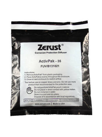 Zerust - Activpak Corrosion Protection Diffuser
