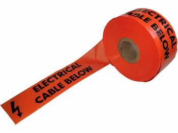 Warning Strip & Danger Tape