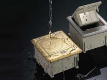 Watertight IP66 Floor Boxes SOB-2/3