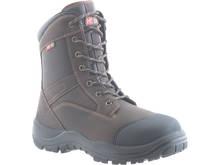 Dobbyn High Leg Lace Up Safety Boot