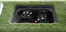 EVC-PIT6-KIT Underground Distribution Pit Kit for EVC
