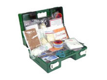 6-25 Person First Aid Kit in Plastic Box