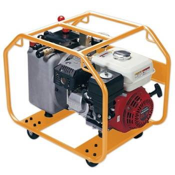 Petrol Powered Hydraulic Pump