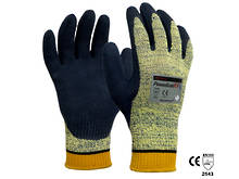 Powergrab Kevlar Latex Dip Gloves