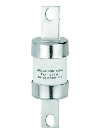 HRC Fuse Link Central Tags 111mm Fixing Centre - TKF Type (N09)