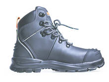 Bison XT Ankle Lace Up Safety Boot