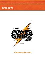 The Power Gripz Glove Catalogue