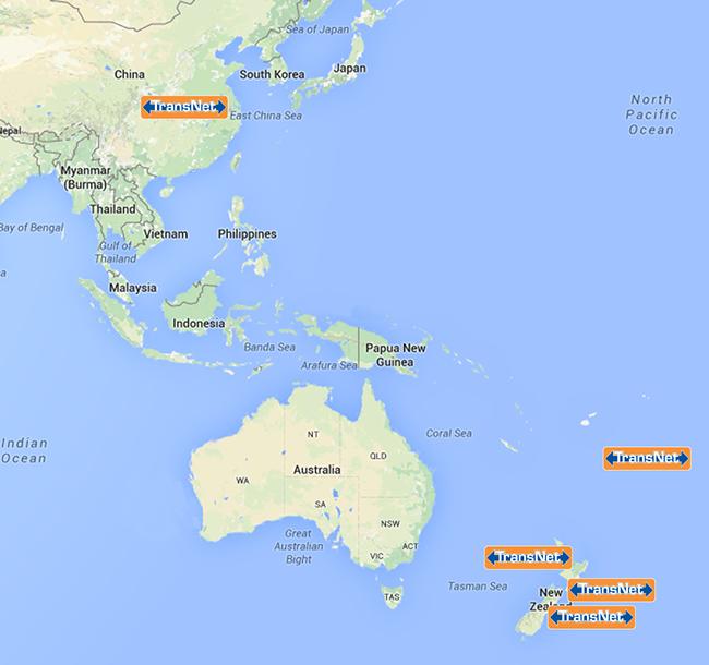 World-Map-TransNet-Locations 650px