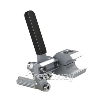 Wheel Chair Hand Brake Alloy with Adapter LH