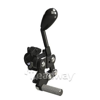 Wheel Chair Hand Brake Alloy with Clamp RH