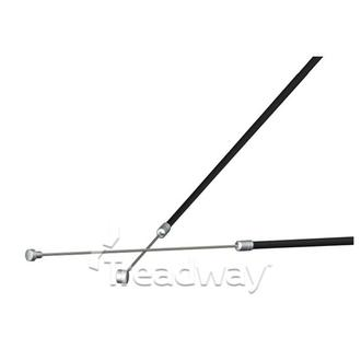 Brake Cable Wheel Chair 1.5mm Steel Bowden Cable with Barrel & Bulb 1500/1300mm