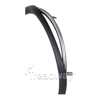 """Wheel Chair Push Rim Covers Grooved Silicone to suit 22"""""""