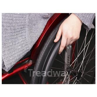 "Wheel Chair Push Rim Soft-Motion type 22"""