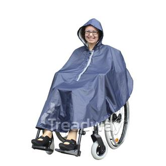 Mobility Wheel Chair Cover Rain Poncho 1000x650 WRP-L