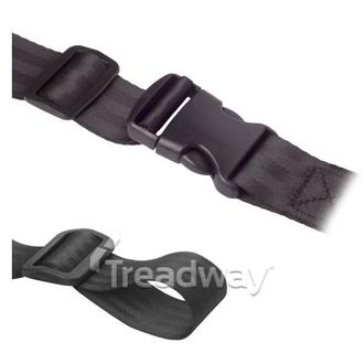 Medical Positioning Belt with snap-fit Buckle 1600mm