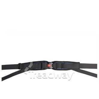 Medical Safety Belt 4 Point Plastic Lock SHG-4P-GB40S-PO
