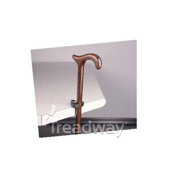 Medical Cane/Walking Stick Holder for Power Chairs