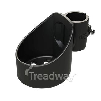 Mobility Double Cane Holder incl. Strap and fixation clamp 25mm OD