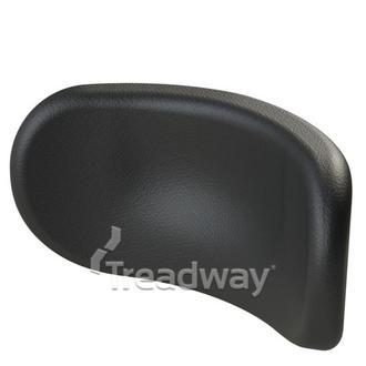 Medical Head Rest PU Foam with Aluminium Insert 300mm W x 150mm H